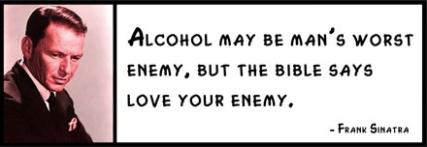 Alkohol frank sinatra
