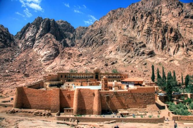 Caterine monastery