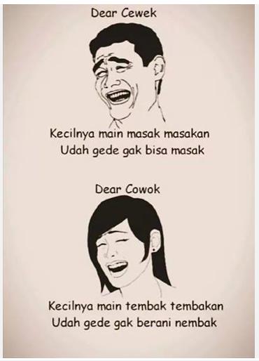 Dear cewek
