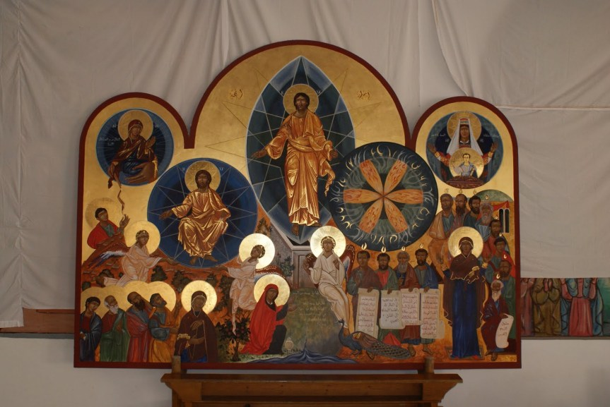 glorious penteconst