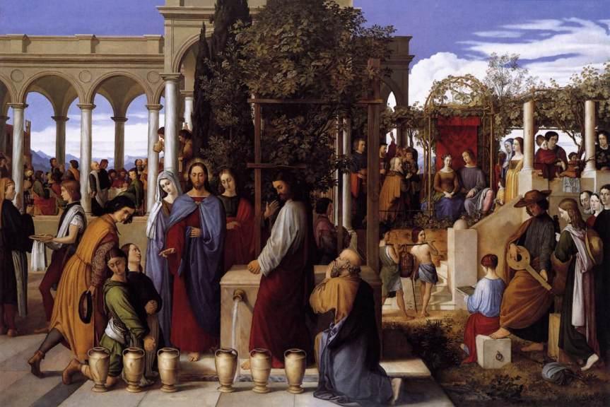 Julius_Schnorr_von_Carolsfeld_-_The_Wedding_Feast_at_Cana_-_WGA21013
