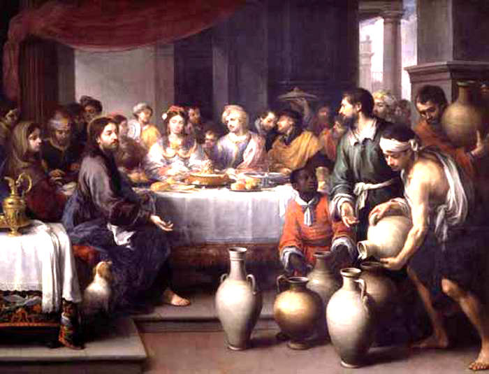 MURILLO MARRIAGE AT CANA