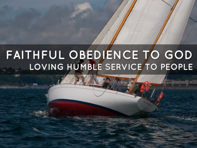 faithful obedience