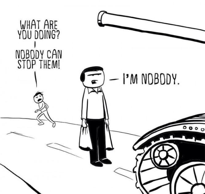 Nobody Tiananmen