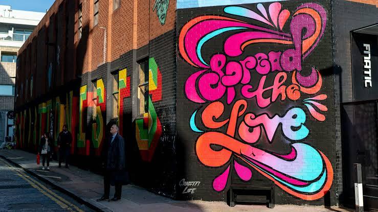 Grafitiku Grafitimu A Pathway To God